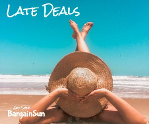 Bargain Sun Late Deals Holidays