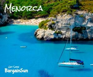 Menorca Late Deals