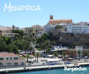 Bargain Sun Menorca late deals