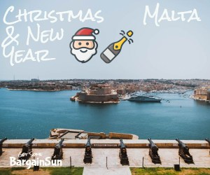 Christmas & New Year Holidays in Malta