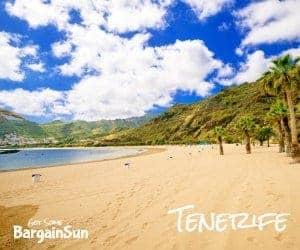 Bargain Sun Tenerife