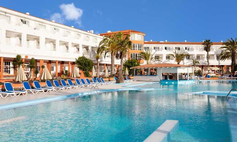 Globales Costa Tropical Nuevo Horizonte, Fuerteventura, Spain