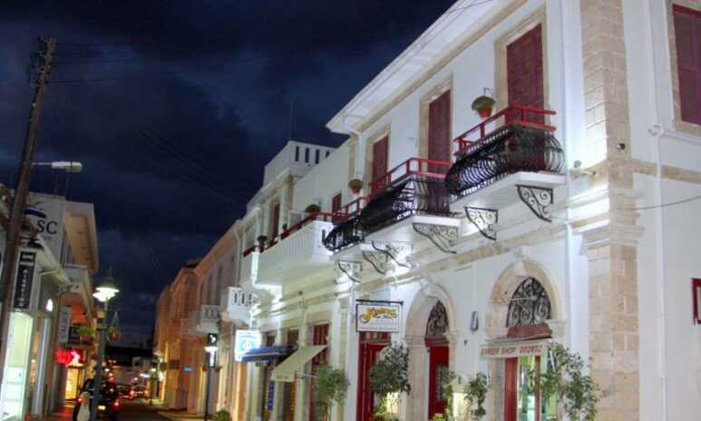 Kiniras Traditional Hotel Paphos, Cyprus