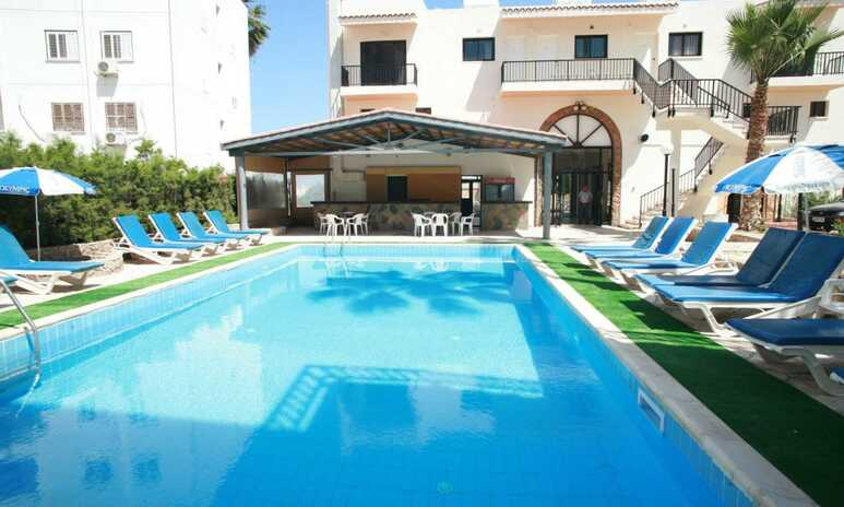 New York Hotel Apartments Paphos, Cyprus